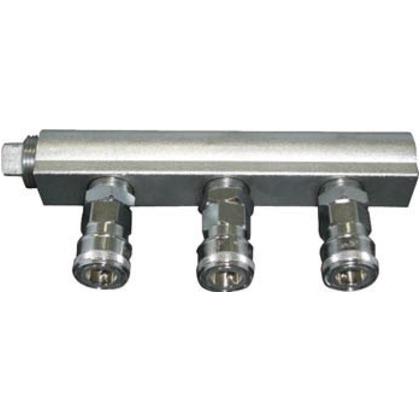 ヤマト ラインカップリング配管用ヘッダーPAL4-40-4 PAL4-40-4
