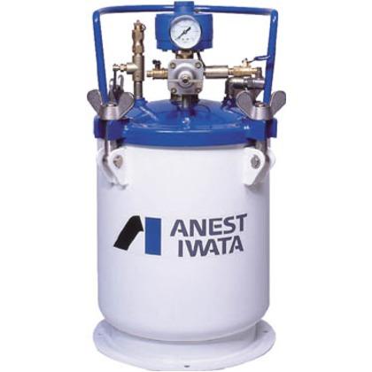 アネスト岩田 塗料加圧タンク水系塗料用(手動攪拌式)10L PT-10DW