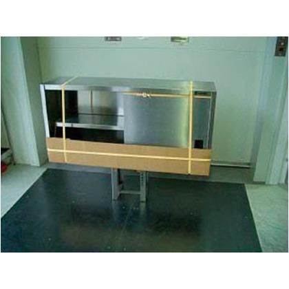 アズマ ステンレス吊戸棚1200×300×600  AS-1200S-600