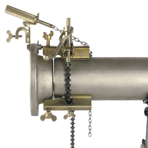 アサダ クランプチャンプ1-16ステンレス管用 S780997