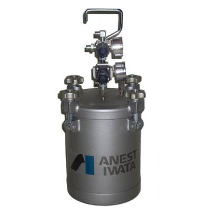 アネスト岩田 ステンレス加圧タンク内容器付10L COT-10P