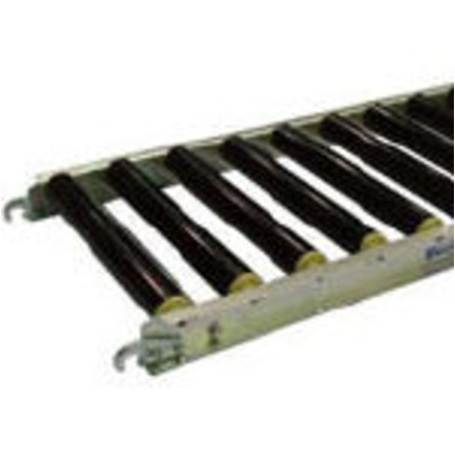 セントラル 樹脂ローラコンベヤJRAU5012型300W×200P×1000L JRAU5012-302010