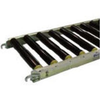 セントラル 樹脂ローラコンベヤJRAU5012型400W×75P×2000L JRAU5012-400720