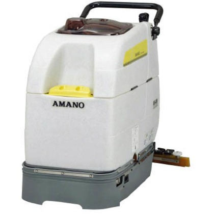 アマノ 自動床面洗浄機手動歩行式(17インチ/バッテリー) SE-430I