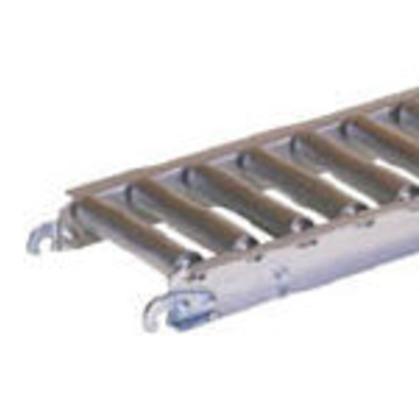 セントラル アルミローラコンベヤALR3808型300W×75P×1500L ALR3808-300715