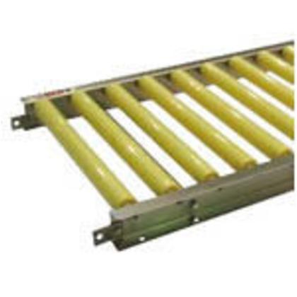 セントラル 樹脂ローラコンベヤJRBU5012型400W×200P×1000L JRBU5012-402010