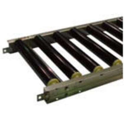 セントラル 樹脂ローラコンベヤJRU5012型400W×100P×1000L JRU5012-401010