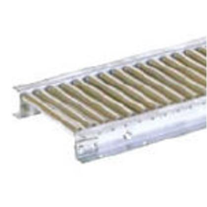 セントラル ステンレスローラコンベヤMRU800W×100P×1000L MRU3812-801010