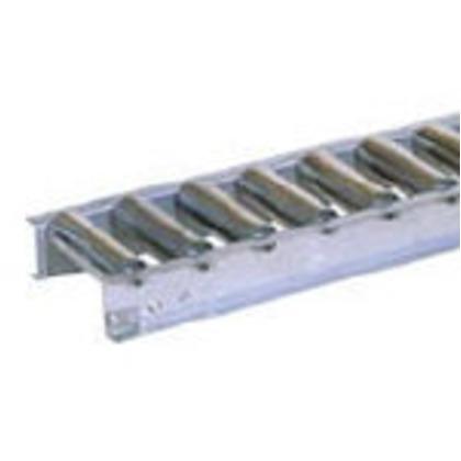 セントラル ステンレスローラコンベヤ6012型600W×150P×1500L MRU6012-601515