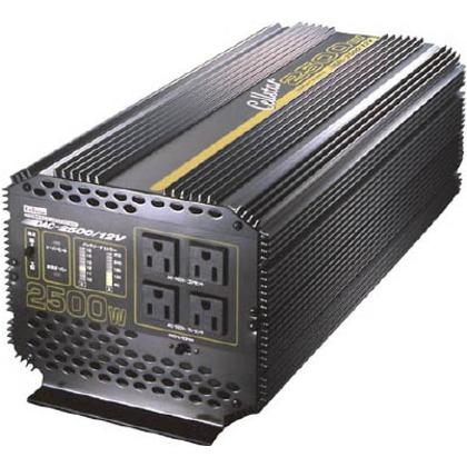 新作 大人気 セルスター インバーター 新作 12V DAC2500