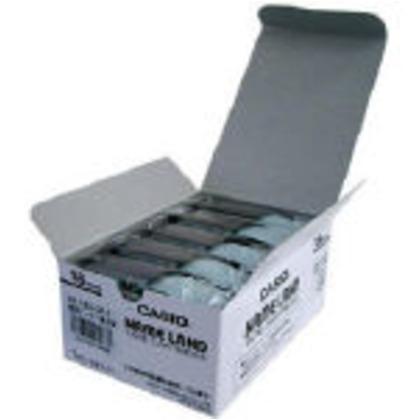 カシオ ネームランド用スタンダードテープ5本入り18mm XR-18X-5P-E