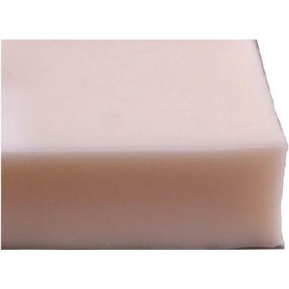 エクシール 人肌のゲルシート 硬度5 400×400 厚さ10.0乳白色  H5-10