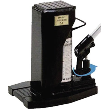 ダイキ 油圧爪つきジャッキレバー回転式 DH-2.5E