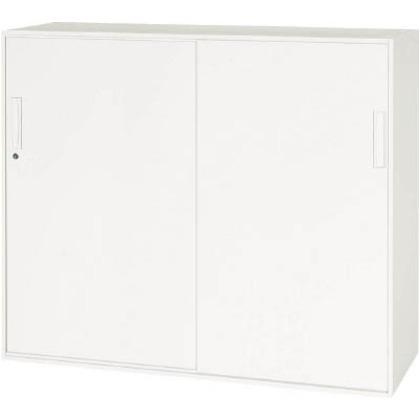 ダイシン 壁面収納庫引戸型下置き専用W1200ホワイト V1245-11S