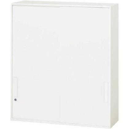ダイシン 壁面収納庫引戸型上置き専用D310ホワイト V930-10S