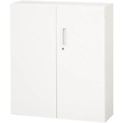 ダイシン 壁面収納庫両開き型下置き専用D310ホワイト V930-11H