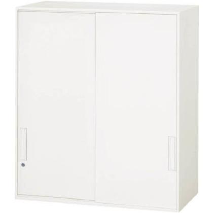 ダイシン 壁面収納庫引戸型上置き専用D400ホワイト V940-10S