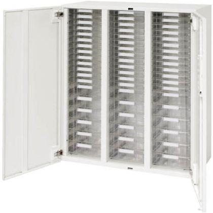 誠実 V945-11HPSDA ダイシンダイシン 壁面収納庫両開きレターケースコンビ型下置き専用D450ホワイト V945-11HPSDA, 泉崎村:8d339104 --- saizenhc.com
