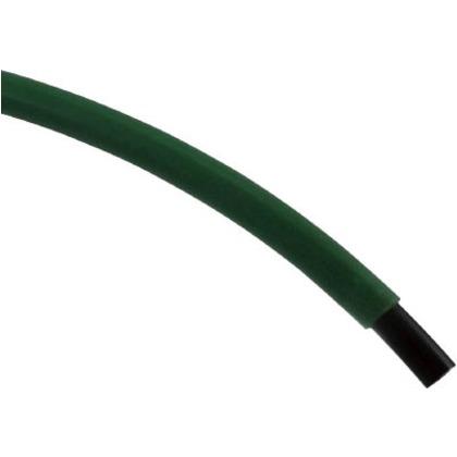 チヨダ CTPカバーチューブ6mm/100m緑 CTP-6G 100M