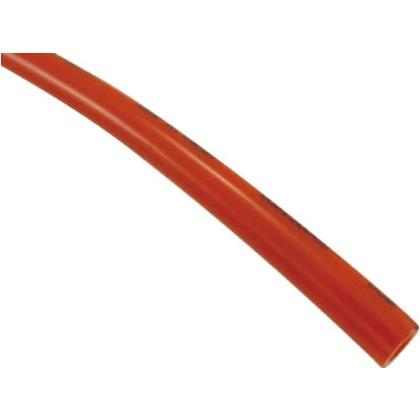 チヨダ ナイロンチューブ赤 TN-12X9-100-R 1巻