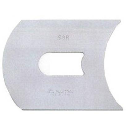 フジ 大型ラジアスゲ-ジ円型測定サイズ31.0~40.0枚数10 179ME
