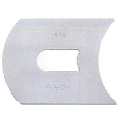 フジ 大型ラジアスゲ-ジ円型測定サイズ51.0~60.0枚数10 179MG