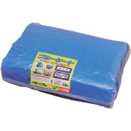 IRIS ブルーシートB30-1010ブルー  B30-1010