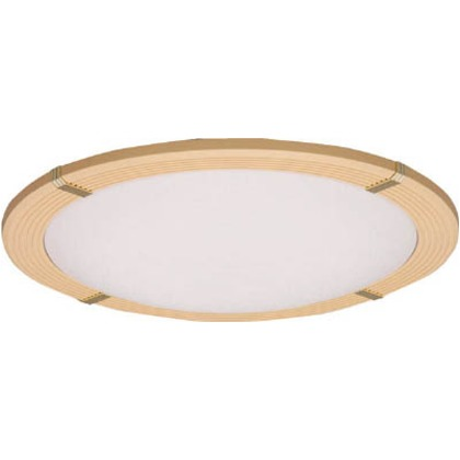 IRIS LEDシーリングライト14畳調色木枠5600lm  CL14DL-WF1-T