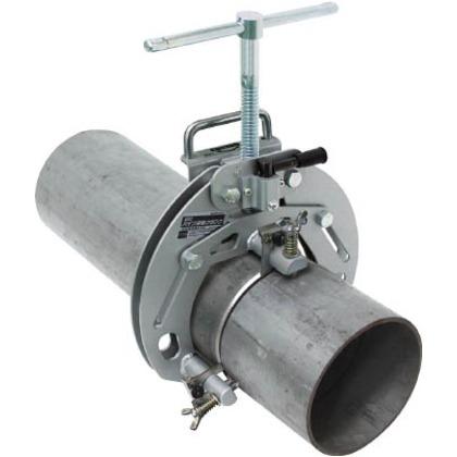 育良 溶接用パイプクランプISK-PC170E(40507) 400 x 250 x 180 mm