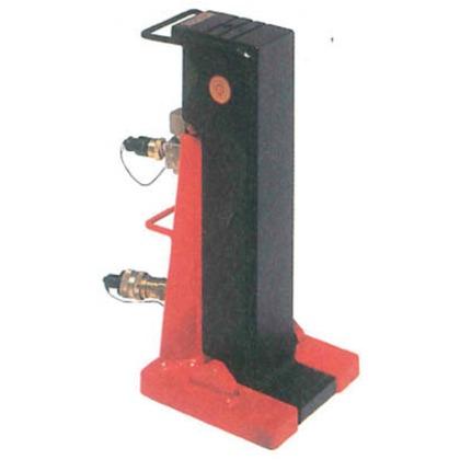 イーグル 複動型分離タイプ爪つきジャッキ爪能力10tストローク200mm K2-200W