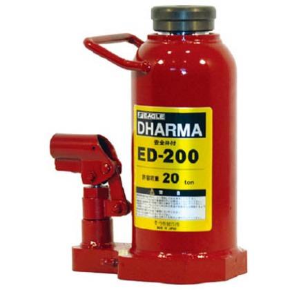 イーグル レバー回転油圧ジャッキ能力20t ED-200