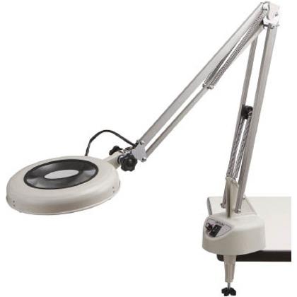 オーツカ 光学LED照明拡大鏡LEKワイド-F型2倍 LEK-F WIDEX2