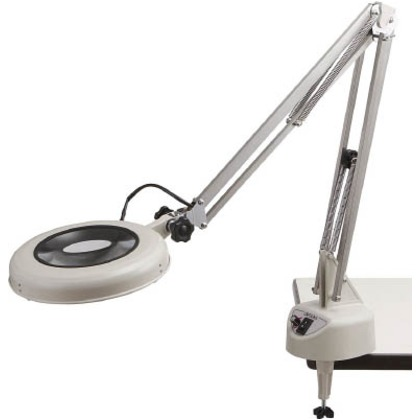 オーツカ 光学LED照明拡大鏡LEKワイド-F型3倍 LEK-F WIDEX3