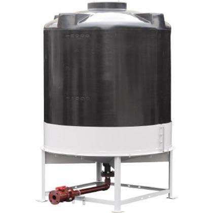 ※法人専用品※スイコー 耐熱HT型完全液出しタンク10000 TU-HT10000