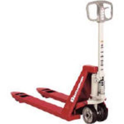 【未使用品】 FACTORY ONLINE SHOP BM11D-L65:DIY ハンドパレット低床式 ビシャモン-DIY・工具