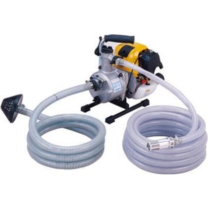 ツルミ 排水用エンジンポンプ TE3-25RCP
