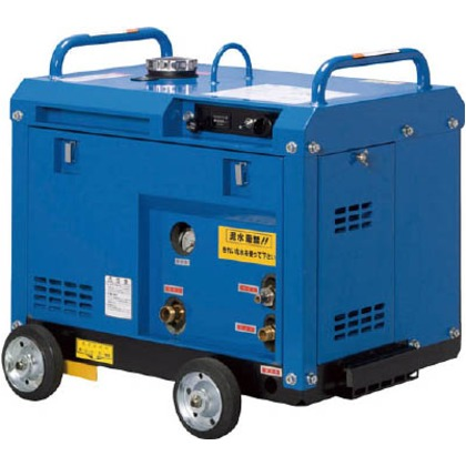 ツルミ 高圧洗浄機エンジンシリーズ(防音タイプ) HPJ-5ESM