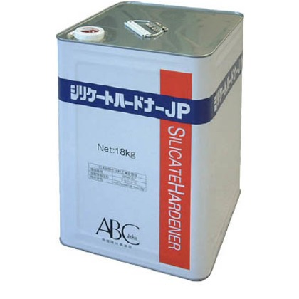 ABC シリケートハードナーJP 18KG缶 ABC BJP18 BJP18, メガネのハヤミ:4e02de95 --- officewill.xsrv.jp