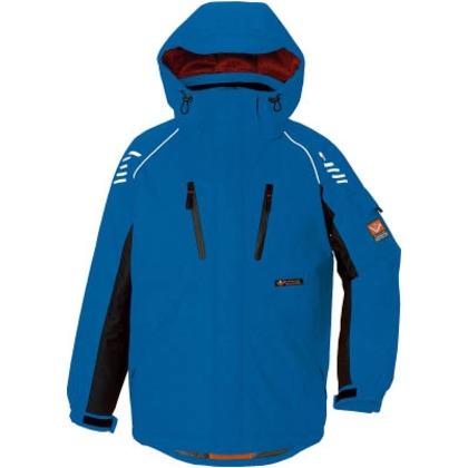アイトス 防寒ジャケット ブルー5L  AZ-6063-006-5L
