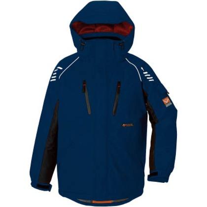 アイトス 防寒ジャケット ネイビー5L  AZ-6063-008-5L