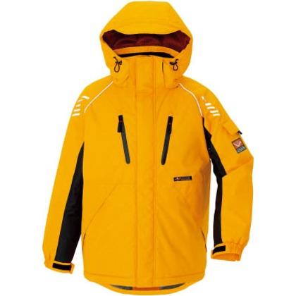 アイトス 防寒ジャケット イエロー5L  AZ-6063-019-5L
