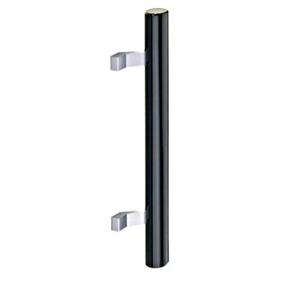 BEST 棒ハンドル 黒 550mm No.T986-550
