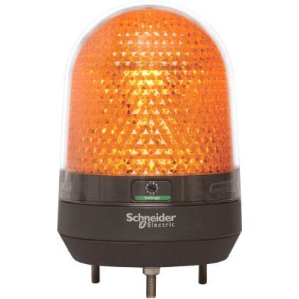 デジタル 橙 φ100 LED表示灯 AC100-230V  XVR3M05