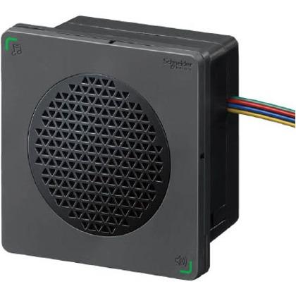 デジタル DIN96 電子音警報器 アラーム・メロディタイプ クロ  XVSA9BBN