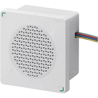 デジタル DIN96 電子音警報器 アラーム・メロディタイプ 白  XVSA9BWN