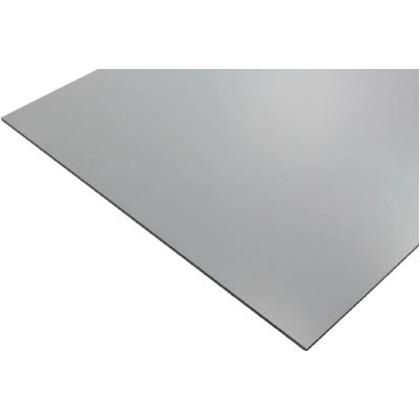 タキロン 塩ビ板押出プレートグレーET198015MM ET1980 15 1X2