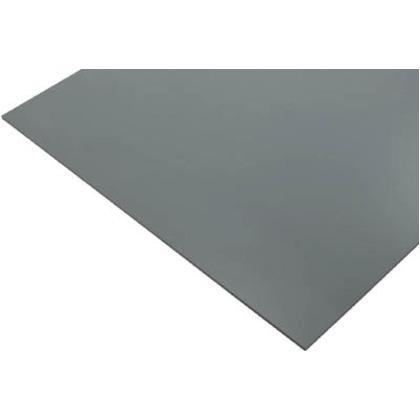 タキロン 塩ビ板耐熱プレスプレートダークグレーHT92820MM HT928 20 1X2