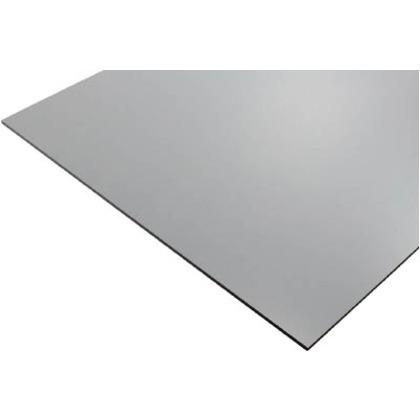 タキロン 塩ビ板プレスプレートグレーT93810MM T938 10 1X2