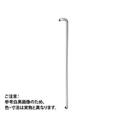 神栄ホームクリエイト ドアハンドル セミロング ヘアライン 1400mm FH2101-27H-1400 1 組