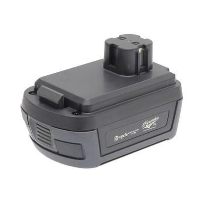 kumimoku 14.4Vバッテリーパック1.5Ah 約幅145×奥行70×高さ185(mm) KEC-11 6